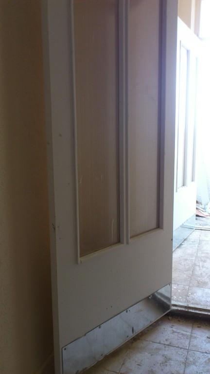 Дверь на переходную лоджию - обсуждение - г.москва, симфероп.