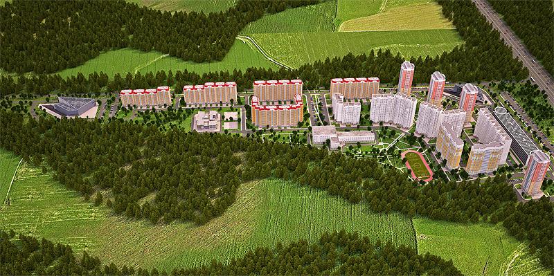 «Бутово Парк 2» (Проектный