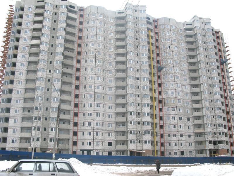 Нижний новгород, улица богдановича, 2 к1.